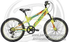 BIKE MTB ATALA SNIPER MOUNTAIN BIKE CHILD 6 SPEED 20'' CUSHIONED COLOURS 2018