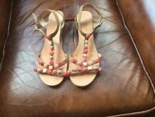Kurt Geiger Wedge 100% Leather Casual Heels for Women