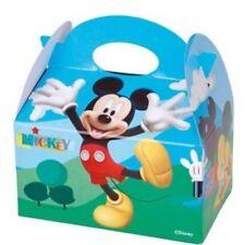 10 Mickey Mouse Clubhouse Comida Cajas Llevar ~ Fiesta De Cumpleaños Infantil