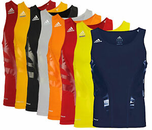 Adidas Men's Athletic Techfit Powerweb Compression Tank, Color Options