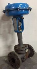 "Warren Controls Model 58N Flanged Control Valve, 2"" #300 Flanged, Trim S.S."