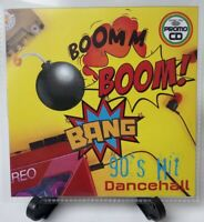 'Boomm Boom Bang' - 90's Hit Dancehall in a big tune style *MAD* Promo CD (2019)