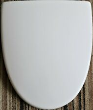 Villeroy & Boch SUNNY toilet seat in WHITE with Stainless hinges  Brand new