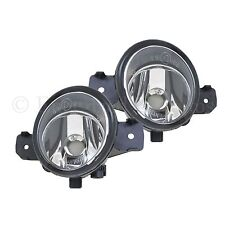 NISSAN ALMERA 2/2003-2006 FRONT FOG LIGHT LAMPS 1 PAIR O/S & N/S