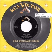 FREDDY MARTIN * 45 * Bumble Boogie / Cumana * 1946 #7 * USA RCA 0189 * VG+ * RI