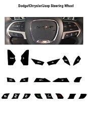 Dodge/Chrysler/Jeep Steering Wheel