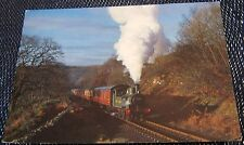 Transport North Yorkshire Moors Railway 69023 nr Beck Hole Postcard - posted 196