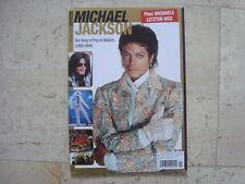MICHAEL JACKSON SPECIAL cover magazine PictureStar Collectors Edition fold out