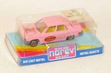 1980`s Norev mini-jet car  made in France  Renault 9    MALABAR Chewing Gum Pink
