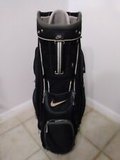 Nike Golf Cart Bag 14 Way 11 pockets 8 zippers ice cooler Next Day Ship From Tx!