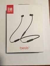 Beats by Dr. Dre BeatsX Wireless Neckband In Ear Earphones - Black