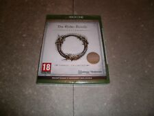 Jeu XBOX ONE Fr: THE ELDER SCROLLS ONLINE: TAMRIEL UNLIMITED- Neuf sous Blister