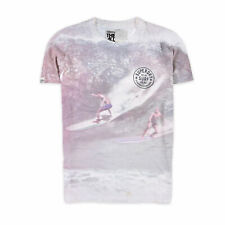 Superdry Herren T-Shirt Shirt Gr.L (wie M) Surf Championships Mehrfarbig 90923