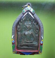 PERFECT! ANTIQUE THAI BUDDHA KHUNPHANE AYUTTHAYA 18th CENTURY
