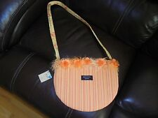 BAGOLITAS BY JANICE BRIGHT COLORED HAND BAG PURSE NEW/FREE SHIPPING@@@