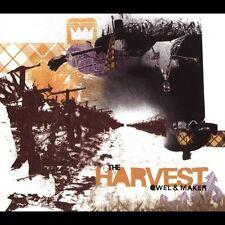 Harvest [Digipak] by Qwel & Maker (CD, Sep-2004, Galapagos 4) BRAND NEW SEALED