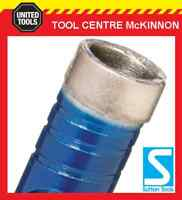 SUTTON BLUE CERAM 8mm DIAMOND CORE TILE DRILL BIT FOR PORCELAIN TILES