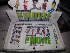 Spice girls sticker collection packs (1997)