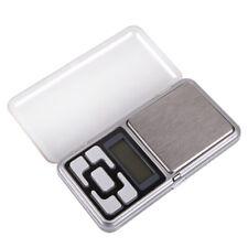 500 g x 0,1 g Mini präzise Digitalwaage für Gold Bijoux Sterling Silber ska