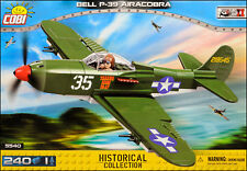 COBI Bell P-39 Airacobra (5540) - 240 elem. - WWII US fighter