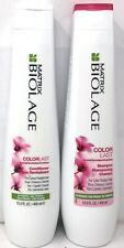 Matrix Biolage Colorlast Orchid Shampoo and Conditioner Combo 13.5 Oz (2-Pack)