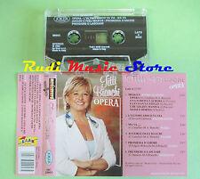 MC TITTI BIANCHI Opera 1998 italy JOKER MC 20053 LISCIO FOLK no cd lp dvd vhs