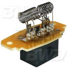 HVAC Blower Motor Resistor BWD RU1014