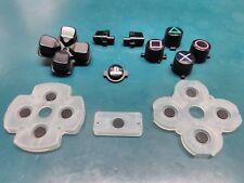OEM Sony PlayStation 4 DualShock 4 JDM-001 JDM-011 JDM-030 Buttons Pads Set 899