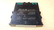 16 Toyota Prius Theft locking Keyless Ignition Smart Key Module # 89990-47210