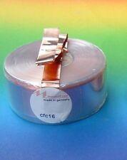 1 x MUNDORF cfc16 0,18mh mcoil RAME BOBINA crossover High End Copper Foil coil