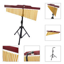 36-Tone Golden Chimes Bar 36 Bars Single-row Wind Musical Percussion Instrument