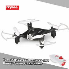 SYMA X20 Mini RC Quadcopter Pocket Drone 2.4Ghz 4CH Altitude Hold Headless WF