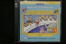 Music For Little Mozarts CD Book 3 -    -  CD (C829)