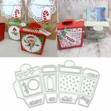Candy Box Metal Cutting Dies Stencil DIY Scrapbooking Albums Paper Card Crafts