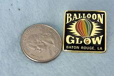 HOT AIR BALLOON PIN BALLOON GLOW  BATON ROUGE, LOUISIANA MULTI COLOR