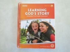 My Father's World First Grade Learning God's Story Curriculum Teacher's Manual