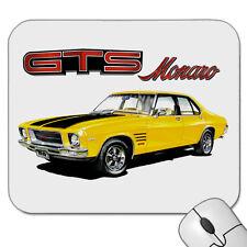 71' - 74' HOLDEN  HQ  GTS  MONARO  308 V8    SEDAN              MOUSE PAD