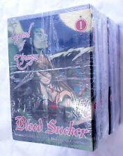 BLOOD SUCKER LEGEND OF ZIPANGU n 1-12 SERIE COMPLETA J-Pop 2005 Okuse & Shimizu