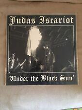 Judas Iscariot Under The Dying Sun LP Nargaroth Rare New Ltd 500 Krieg