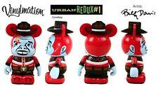 "Disney Zombie Cowboy w Hat 3"" Vinylmation Urban Redux Series #1 ,Collectable,NEW"