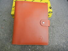FERRARI OWNERS MANUAL POUCH BRAND NEW