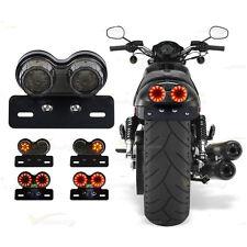 MOTORRAD ROLLER 40W RÜCKLICHT E-Geprüft BREMSLICHT RÜCKLEUCHTE BLINKER UNIVERSAL
