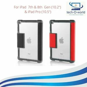 """New STM Dux Plus Duo Rugged Case for iPad Pro 10.5"""" & iPad 7/8th gen 10.2"""""""