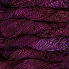 """Malabrigo Rios """"Magenta (214)"""" Superwash Merino Knitting Yarn Wool 100g"""