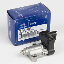 Genuine OEM Hyundai Kia Idle Speed Control 2006-11 Accent Rio, 35150-26960