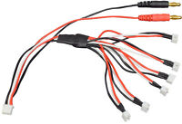 Apex RC Products 6 JST-PH Balance / Charging Cable - UMX Batteries #1450