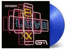 Groove Armada – Lovebox Blue Numbered Vinyl 2LP NEW!