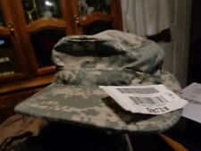 Us Army Acu Combat Grey Desert Digital Cover Cap 7 3/8 Nwt