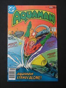 Aquaman #59 F/VF 1978  Mid Grade DC Comics