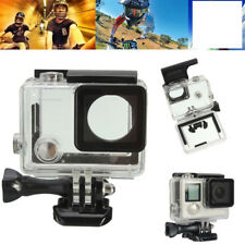 Underwater Housing Frame Case for GoPro Hero 3+/4 Black/Silver Sports Camera US